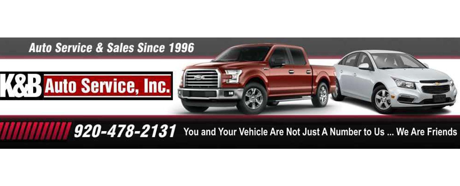 K & B Auto Services Inc